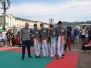 Manifestazione di Kickboxing - 21 settembre 2014 - piazza Vittorio Torino