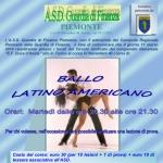 Ballo Latino Americano – Apertura Iscrizioni Anno 2014
