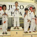 2° Trofeo Centro Judo Bra – Due ori su tre atleti –
