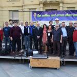 Concerto della The Yellow and Green Blues Band a Venaria – 12 aprile 2014