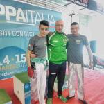 Coppa Italia 2015 – Kickboxing – Sport da Tatami – Riccione (RN) – 14 e 15 marzo 2015