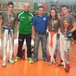 Campionato Regionale Kickboxing – 1^ fase – Asti 22 novembre 2015 –