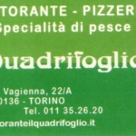 Il Quadrifoglio – Ristorante Pizzeria – Offerta Riservata