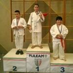 A.s.d. G.di F. Judo: 4 ORI SU 6 ATLETI – Gattico (NO) – 20/03/2016