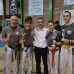 K I C K B O X I N G – 12° Trofeo A. Falconi – Carmagnola (TO) 3 aprile 2016