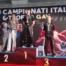 Podio MIHAI Campionati Italianai