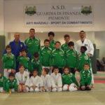 Ultime gare della stagione e passaggi di cintura – Judo –