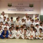 Pomeriggio di Judo in Caserma