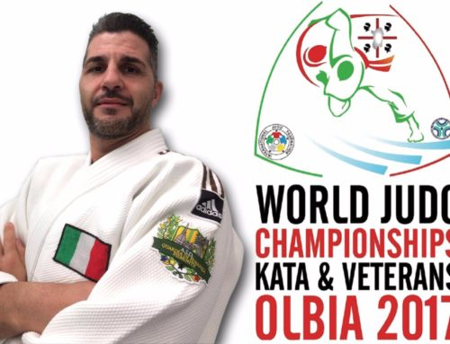 World Judo Championships Veterans – Olbia 2017