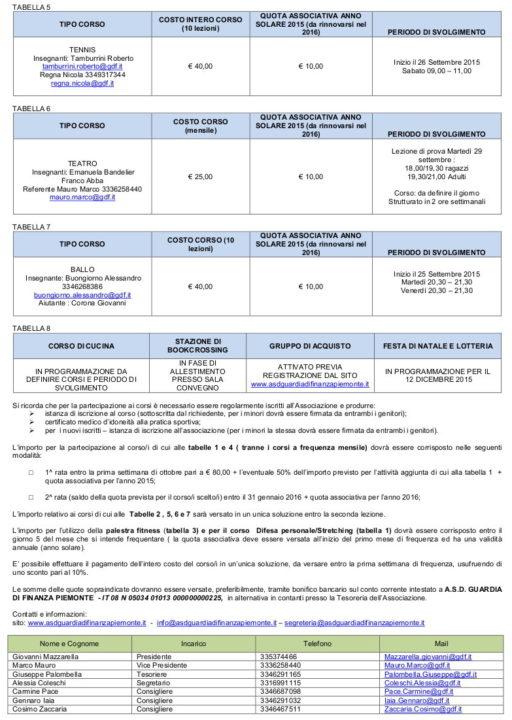 AVVISO CORSI 2015-2016-2