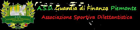 A.S.D. Guardia di Finanza Piemonte Logo